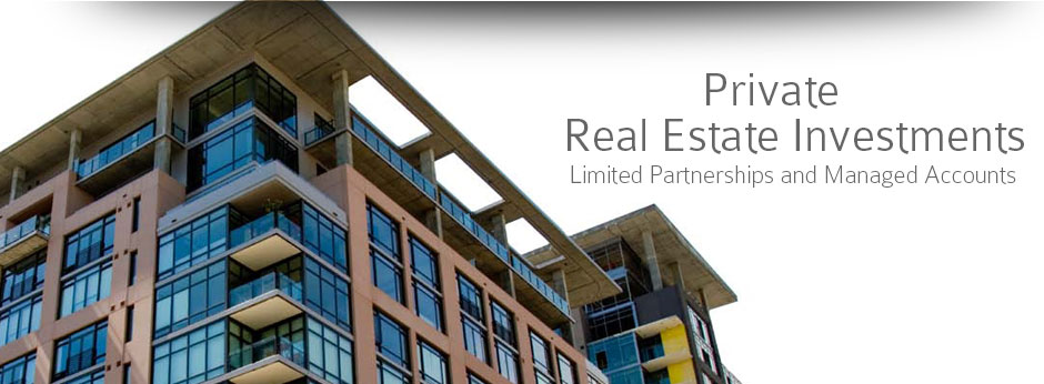 Private Real Estate Investments